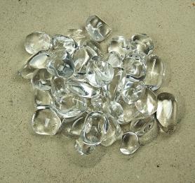 Bergkristall AA Trommelsteine ca. 500 gr. Gr. L/XL