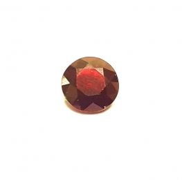 Spinell aus Burma / Myanmar facettiert ca. 10,3 mm / ca. 4,45 ct.