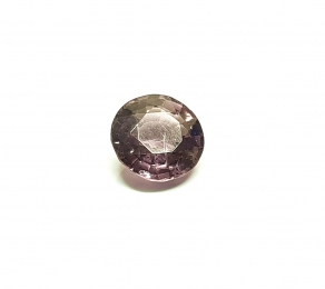 Spinell aus Burma / Myanmar facettiert ca. 9,4 mm / ca. 3,25 ct.