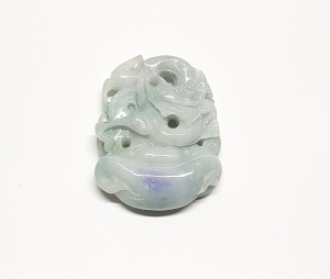 Mondstein Kugelarmband ca. 4 mm / ca. 18-19 cm