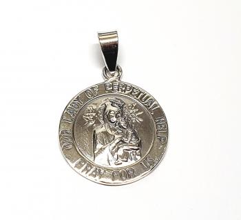 MariaAnhänger aus 925 Silberca.33 x 22mm