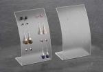Ohrringständer für 12 Paar Ohrstecker Acryl 10x16 cm