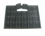 Vorlagebrett für Schmucksets ca. 25,5 cm x 35,5 cm für 24 Sets