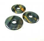 50 mm Falkenauge Donut Anhänger