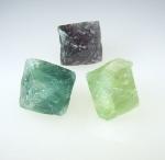 Fluorit - Oktaeder aus China ca. 70-100 gr.
