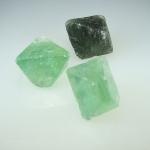 Fluorit - Oktaeder aus China ca. 110-150 gr.