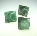 Fluorit - Oktaeder aus China ca. 170-240 gr.