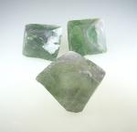 Fluorit - Oktaeder aus China ca. 280 - 350 gr.