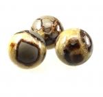 Septarien Kugel aus Madagaskar ca. 70 bis 74 mm