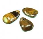 Onyx Rautenstrang 18 x 25 mm / 40 cm