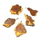 Onyx Kugelarmband mit Eule ca. 10 mm / ca. 19 cm