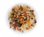 5 KG Trommelstein Mix Mini 6-10 mm aus Indien