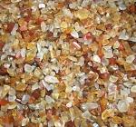 Carneol - Chips ca. 1000 gr. / 5 - 13 mm