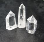 Bergkristall - Spitzen poliert A-Qual. ca. 55 - 80 gr. / st.