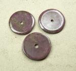 Achat Kugelkette natur ca. 6 - 14 mm / ca. 45 cm