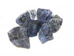 1 Kg Sodalith Dekosteine aus Brasilien ca. 20-50 mm