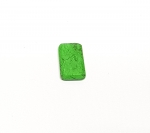 Chloromelanit - Jade aus Myanmar / Burma facettiert ca. 12x8 mm