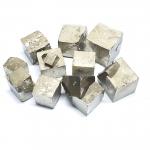 250 gr. Pyrit-Würfel aus Navajun / Spanien ca. 12-24 mm / ca. 8-11 st