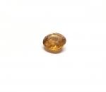 Zirkon braun rund facettiert ca. 6 mm / ca. 1,2,- 1,4 ct. Gesamtgwicht