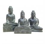 Buddha Gravur aus Onyx ca. 50 bis 80 mm