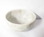 Reisschale - Gravur aus Jadeit - Jade ca. 122 x 59 mm mm ca. 480 gr.