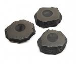 Schungit Kugelständer ca. 35 - 50 mm