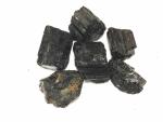 5 Kg Schörl Dekosteine aus Indien ca. 20-30 mm