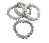 Jadeit - Jade Kugelarmband ca. 11 mm / ca. 19 cm