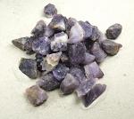 5 Kg Amethyst Deko Chips Rohsteine dunkel ca. 20-30 mm aus Indien