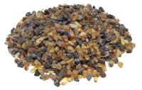 500 Gramm natur Bernstein Chips im Farbmix ca. 4-10 mm