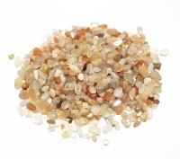 Mondstein - Trommelsteine / Chips ca. 3-10 mm / ca. 500 Gramm