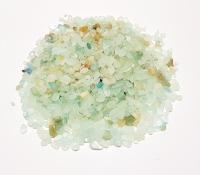 Aquamarin - Trommelsteine / Chips ca. 3-10 mm / ca. 500 Gramm