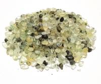 Prehnit - Trommelsteine / Chips ca. 3-10 mm / ca. 500 Gramm