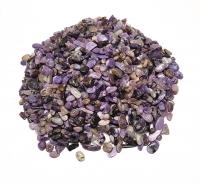 Charoit - Trommelsteine / Chips ca. 3-10 mm / ca. 500 Gramm