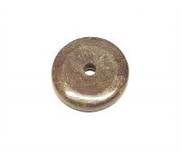 Rubin - Donut aus indischer Produktion ca. 30 mm - Einzelstück