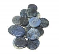 DumortieritScheibensteine / Taschensteine- ca. 500 gr.