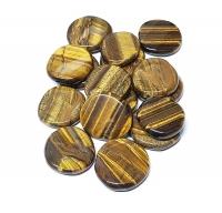 TigeraugeScheibensteine / Taschensteine- ca. 500 gr.