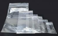 100 x Druckverschlussbeutel ca. 60 x 80 mm in 0,5 mm Stärke