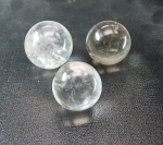 Bergkristall A Kugeln in 34 bis 36 mm - Sonderposten