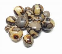 Septarien Trommelsteine aus Madagaskar M-XL ca. 500 Gramm