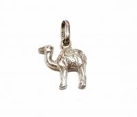 Kamel Anhängeraus 925 Silber ca. 24 x 16 mm