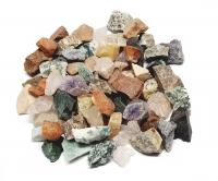 5 Kg Rohstein - Mischung Deko Chips Rohsteine 15-25 mm aus Indien