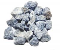 Calcit blau Deko Chips Rohsteine ca. 20-30 mm aus Madagaskar - 1 Kg