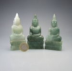 Buddha Statue aus Jade in Mandalay Art