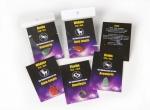 NEU: Starter Set 120 st. Glücksanhänger mit Sternzeichenkarte - alle 12 Monate
