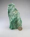 Fuchsit mit Anschliff zum aufstellen aus Brasilien ca. 500-900 gr.
